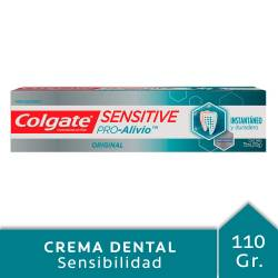 Crema Dental Sensitive Colgate Pro Alivio x 110 g.