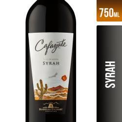 Vino Tinto Cafayate Syrah x 750 cc.