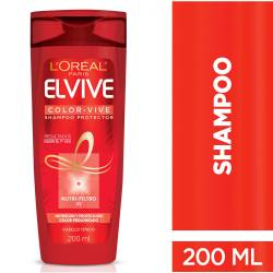 Shampoo Elvive Color Vive x 200 cc.