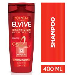 Shampoo Elvive Color Vive x 400 cc.