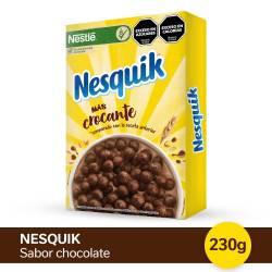 Cereal con Chocolate Nesquik Estuche x 230 g.