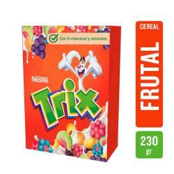 Cereal de Frutas Trix Estuche x 230 g.