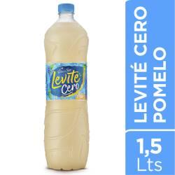 Agua sin gas Levité Cero Pomelo x 1,5 Lt.