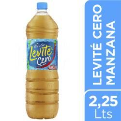Agua sin gas Levité Cero Manzana x 2,25 Lt.