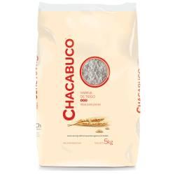 Harina de Trigo 000 Chacabuco x 5 kg.