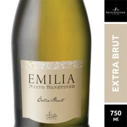 Vino Espumante Emilia Extra Brut x 750 cc.