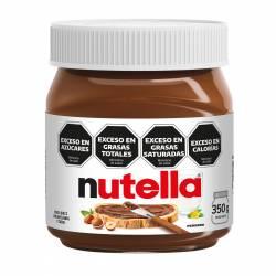 Crema de Avellanas y Cacao Nutella x 350 g.