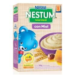 Alimento en Polvo Nestum Trigo con Miel x 200 g.