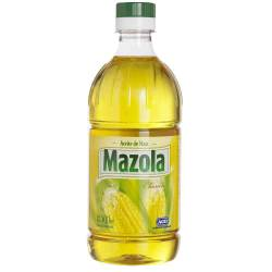 Aceite de Maíz Mazola x 500 cc.