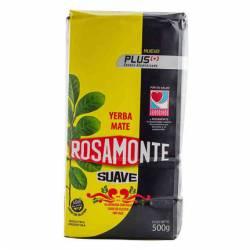 Yerba Mate con Palo Suave Plus Rosamonte x 500 g.