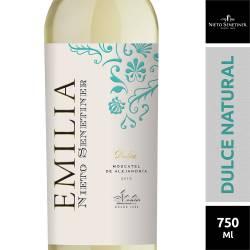 Vino Blanco Emilia Dulce Natural x 750 cc.