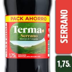 Amargo Serrano Terma Pet Pack Ahorro x 1,75 Lt.