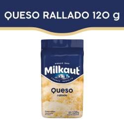 Queso Rallado Milkaut x 120 g.