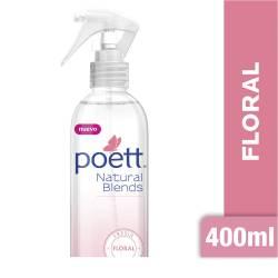 Aromatizante Ambiente Poett Floral Spray x 400 cc.