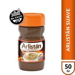 Café Instantáneo Suave Arlistán x 50 g.