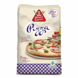 Harina Premezcla para Pizza Mamá Cocina x 500 g.
