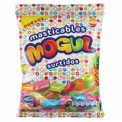 Caramelos Masticables Mogul Frutales x 150 g.
