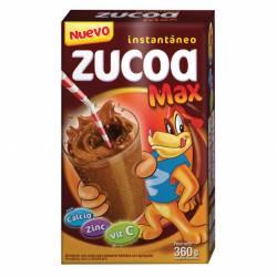 Alimento en Polvo a Base de Cacao Zucoa Max x 360 g.