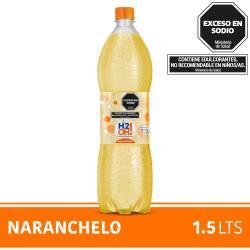 Agua con gas H2Oh Naranchelo x 1,5 Lt.