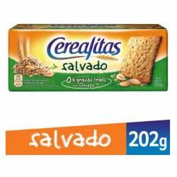 Galletitas Cerealitas Salvado x 202 g.