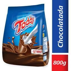 Alimento en Polvo a Base de Cacao Toddy x 800 g.