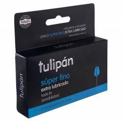 Preservativos Tulipán Súper Finos x 6 un.