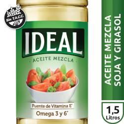 Aceite Mezcla Ideal x 1,5 Lt.