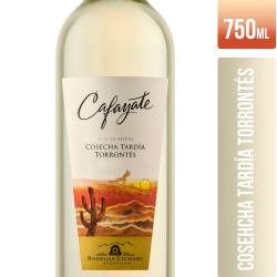 Vino Blanco Cafayate Cosecha Tardía x 750 cc.