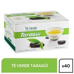 Té en Saquitos Taraguí Verde x 40 un.