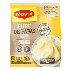 Puré de Papas de La Huerta Maggi x 200 g.