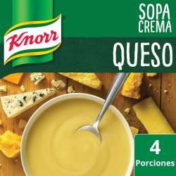Sopa Crema Knorr Queso x 67 g.