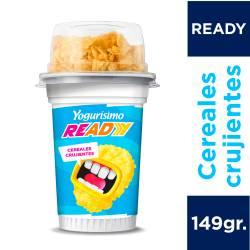 Yogur Yogurísimo con Cereales y Azúcar para Mezclar x 164 g.
