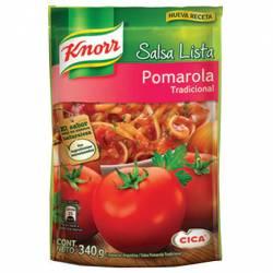 Salsa Pomarola Knorr Pomarola Tradicional Doy Pack x 340 g.