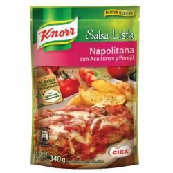 Salsa Knorr Napolitana Doy Pack x 340 g.