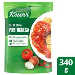 Salsa Portuguesa Knorr Portuguesa Doy Pack x 340 g.