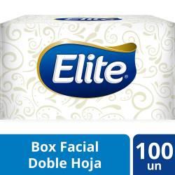 Pañuelos Papel Elite Caja x 100 un.