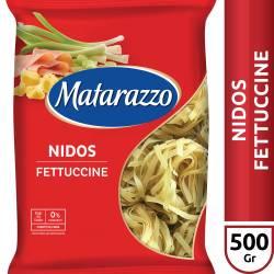Fideos Fettuccini Matarazzo x 500 g.