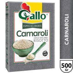Arroz Carnaroli Gallo x 500 g.
