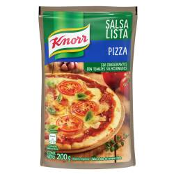 Salsa para Pizza Knorr Doy Pack x 200 g.