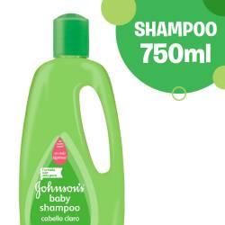 Shampoo Johnsons Baby Cabello Claro x 750 cc.