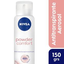 Antitranspirante Aerosol Nivea Powder Comfort x 150 cc.
