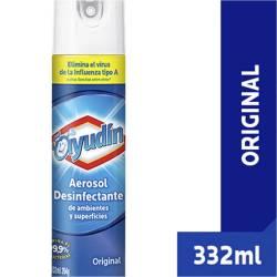 Desinfectante Aerosol Ayudín Original x 332 cc.