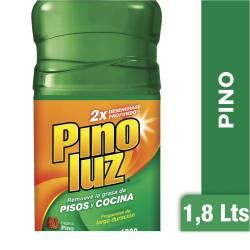 Limpiador Líquido Pinoluz Pino x 1,8 Lt.