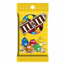 Confites Lentejas Maní con Chocolate M&M x 150 g.