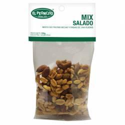 Mix de Frutos Secos Salados El Peoncito x 100 g.