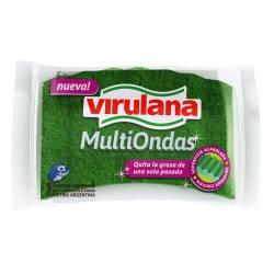 Esponja Multiondas Virulana x 1 un.