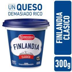 Queso Untable Finlandia Clásico x 300 g.