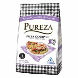 Harina Premezcla Pizza Gourmet Pureza x 550 g.