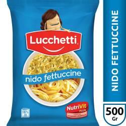 Fideos Lucchetti Nidos Fettuccine x 500 g.
