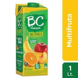 Jugo Multifruta BC x 1 Lt.